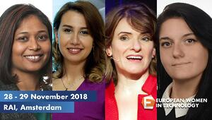 European Women in Tech 2018: 4 sessions and what you'll learn from them