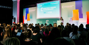The conference was my highlight of 2018: Hewlett Packard Enterprise's Lynda O'Leary shares her thoughts on European Women in Tech